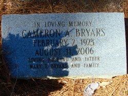 Cameron A. Bryars, Sr