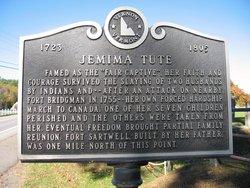 Jemima <i>Sawtelle</i> Phipps/Howe/Tute
