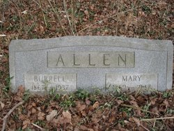 Mary Dorne <i>Sullivan</i> Allen