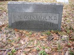 Dr William Osenbach