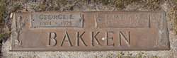 George E. Bakken