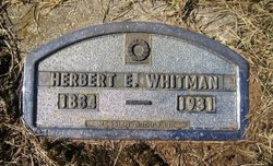 Herbert Ellsworth Whitman