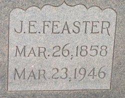 John Elbert Feaster