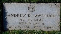 Andrew K. Lawrence