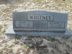 Ernest Frost Whitney