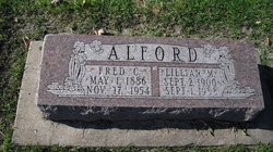 Fred C Alford