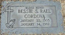 Bessie S <i>Rael</i> Cordova