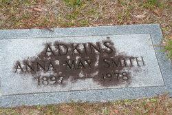 Anna May <i>Durant</i> Adkins