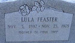 Lula Mae <i>Downs</i> Tapp-Feaster