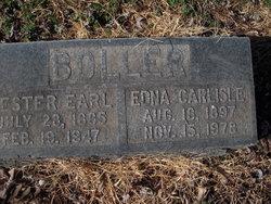 Edna <i>Carlisle</i> Boller