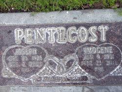 Joseph Mann Joe Pentecost