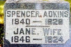 Jane Tolbert <i>Mead</i> Adkins