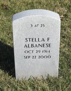 Stella F Albanese
