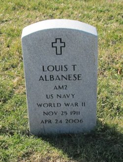 Louis T Albanese