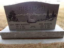 Gene Rudolph Gierisch