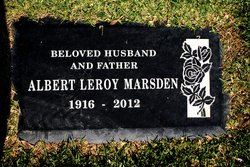 Albert Leroy Al Marsden