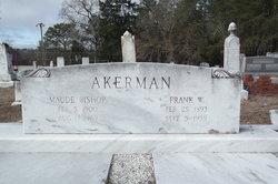 Frank W Akerman