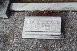 Billie Eugene Akins