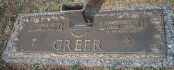Lawrence Dewitt Greer
