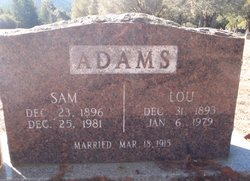 Mary Lou Adams
