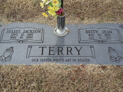 Betty Jean <i>Branch</i> Terry