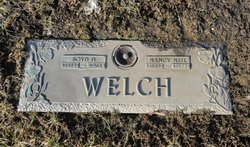 Nancy <i>Neil</i> Welch