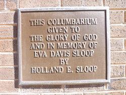 Emmanuel Lutheran Church Columbarium