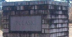 Pulaski-Bleckley Memorial Gardens
