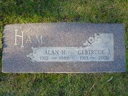 Alan Herbert Ham