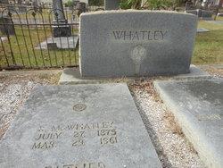 Robert Marion Whatley