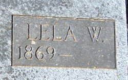 Lela May <i>Willson</i> Barrett