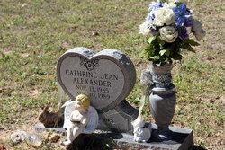 Cathrine Jean Cassie Alexander