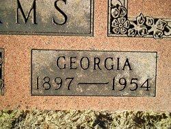 Georgia <i>Gammon</i> Adams