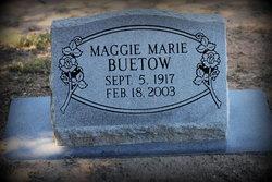 Maggie Marie <i>Hillin</i> Buetow