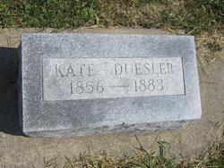 Susan Katherine Kate Duesler