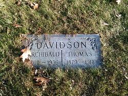 Archibald Davidson