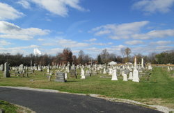 Saint Patricks Catholic Cemetery