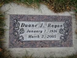Duane J Ragan