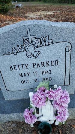 Betty Thames <i>Preston</i> Parker