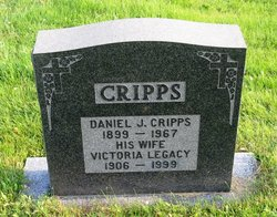 Victoria <i>Legacy</i> Cripps