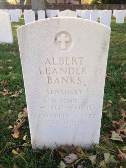 Albert Leander Banks