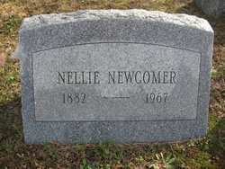 Helen Charlotte Nellie <i>Thomas</i> Newcomer