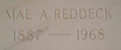 Annie Mae <i>Albertson</i> Reddeck