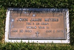 Sgt John James Meyers