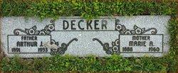 Mary <i>Stroemple</i> Decker
