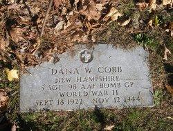 Sgt Dana White Cobb