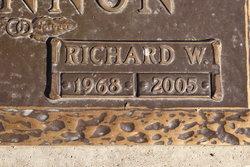 Richard Wayne Shannon