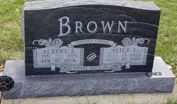 Albert Edward Brown