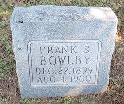 Frank S. Bowlby