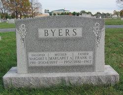 Margaret A. Byers